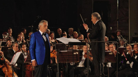 Andrea Bocelli - Landmarks Live in Concert Set for GREAT PERFORMANCE Special, 6/30