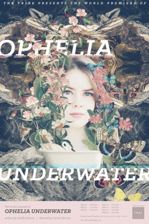 The Tribe to Present World Premiere of OPHELIA UNDERWATER