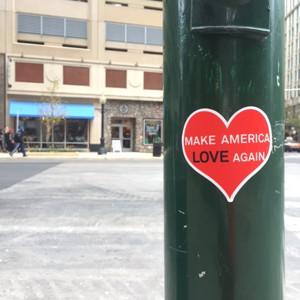 Michelle Hartney Launches MAKE AMERICA LOVE AGAIN