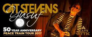Yusuf / Cat Stevens Announces Additional Performances on 50th Anniversary Tour