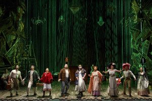 BWW Review:  Fiasco Theater Gets Creative with INTO THE WOODS at Kennedy Center