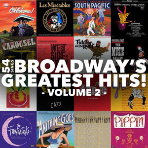 Christiane Noll to Lead All-Star Cast in 54 SINGS BROADWAY'S GREATEST HITS, VOL. 2 at Feinstein's/54 Below
