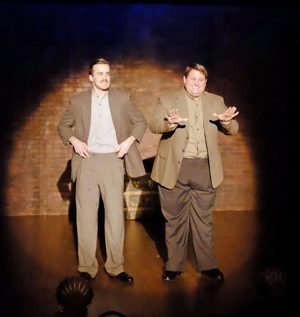 BWW Review: THE BALLAD OF LEFTY AND CRABBE at The Living Room Theatre