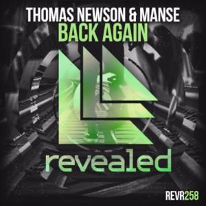 Thomas Newson & Manse Collaborate on Massive 'Back Again' Track