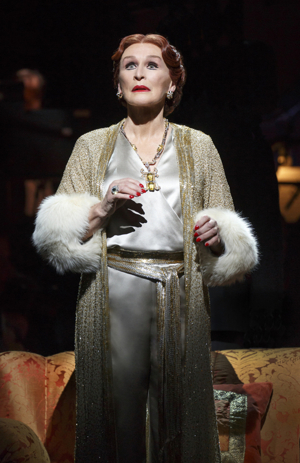 Glenn Close Issues Open Apology for SUNSET BOULEVARD Absence on Mother's Day