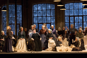 BWW Review: Wagner's HOLLANDER Flies Under Nezet-Seguin, with Volle and Wagner, at the Met