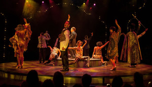 BWW Review: Music Circus CABARET Somber and Relevant