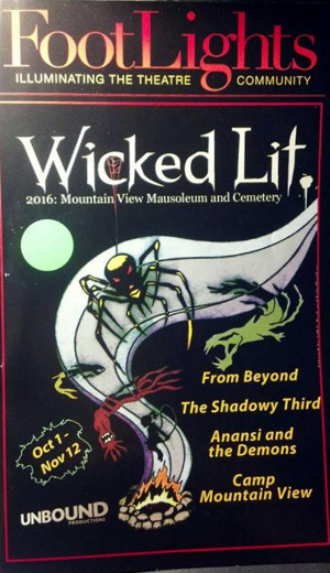 BWW Review: WICKED LIT 2016 Continues to Thrill and Chill Audiences During its 8th Annual Production