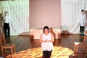 BWW Reviews: Shredded Storytelling Undermines THE PILLOW BOOK at Cohesion/Strand