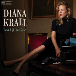 Diana Krall Announces World Tour And New Album 'Turn Up The Quiet'