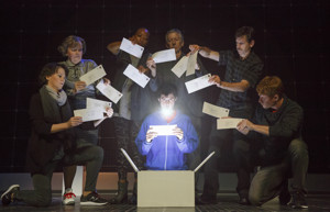 BWW Review: THE CURIOUS INCIDENT OF THE DOG IN THE NIGHT-TIME National Tour at Durham Performing Arts Center