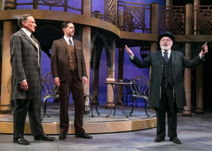 BWW Review: THE MERCHANT OF VENICE at STNJ is an Enthralling Season Opener