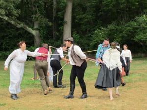 BWW Review: Head Trick Theatre's Pastorally Pleasing AS YOU LIKE IT