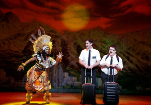BWW Review: THE BOOK OF MORMON Offers an Irreverent and Hysterical Musical Comedy About Mismatched Missionaries Sent to Uganda