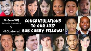 The Second City Announces 2017 Bob Curry Fellows