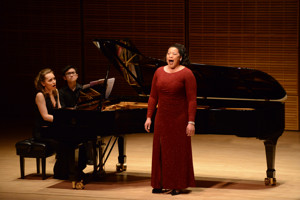 BWW Review: MARILYN HORNE SONG CELEBRATION at Zankel Hall Shows What Makes America Great
