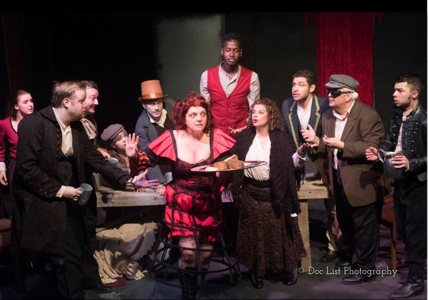 BWW Review: SWEENEY TODD: THE DEMON BARBER OF FLEET STREET at Austin Theatre Project