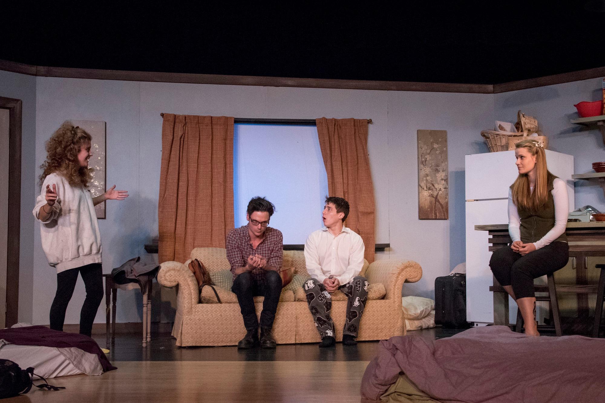 BWW Review: Jewish Family Theatre's Encore Presentation of BAD JEWS is Viciously Good Fun