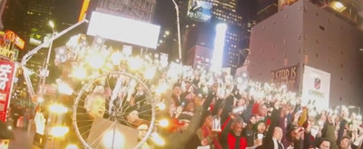 STAGE TUBE: Watch Project Ghostlight Illuminate Times Square!