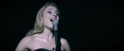 STAGE TUBE: ANASTASIA's Christy Altomare Belts 'Journey to the Past' at Her Alma Mater