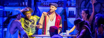 IN THE HEIGHTS Extends Run at King's Cross Theatre