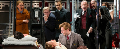 BWW Review: MURDER ON THE ORIENT EXPRESS at McCarter Theatre Center
