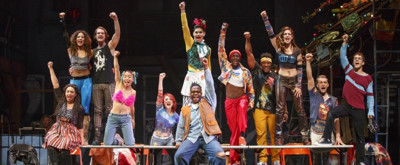 BWW Review: 20th Anniversary of RENT Solid but No Tears