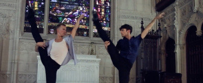 STAGE TUBE: Garen Scribner, Ryan Steele, and Yehuda Hyman Celebrate Acceptance in Moondrunk Music Video