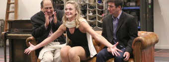 BWW TV: Watch the Cast of Paper Mill Playhouse's THE PRODUCERS Flaunt It!