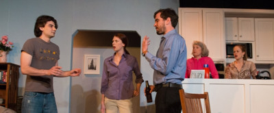 Photo Coverage: First look at Curtain Players' RABBIT HOLE