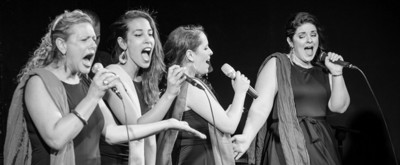 BWW Review: LITTLE BLACK DRESS at Habima Theatre - These Girls Are On Fire And We're Feeling Good!