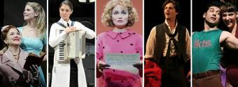 Photo Flash: Throwback Thursday - A Look at the 2015 Tony Nominees' Previous Stage Roles!