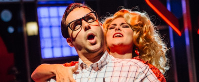 BWW Review: FIVE COURSE LOVE serves it at Stages Repertory Theatre