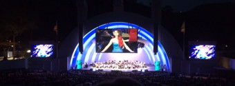 STAGE TUBE: Sara Bareilles Sings 'Part of Your World' at Hollywood Bowl's THE LITTLE MERMAID
