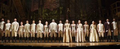 Orpheum Announces 2017-2018 Broadway Season; HAMILTON Confirmed for 2018-2019