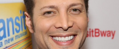 IN TRANSIT's Justin Guarini Boards THE UNSINKABLE MOLLY BROWN at The Muny