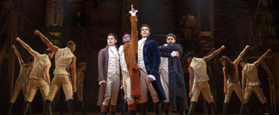 Review: Opening Night of HAMILTON: A Rapper's Delight, Now thru August 5