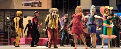 BWW Review: LA GAZZETTA at The Israeli Opera