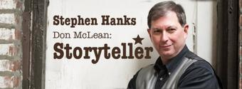 BWW NY Cabaret Editor STEPHEN HANKS to Bring His Don McLean Songbook Tribute Show to Don't Tell Mama, 6/20