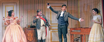Photo Flash: First Look at Michael Urie and More in Red Bull's THE GOVERNMENT INSPECTOR