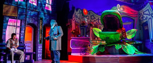 BWW Review: LITTLE SHOP OF HORRORS, Theatre Royal, Glasgow, 15 November 2016