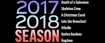 SKELETON CREW, OTHELLO, RAGTIME and More Set for Trinity Rep's 2017-18 Season