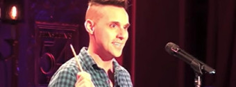 STAGE TUBE: Watch Highlights of Nick Cearley in '...AND THEN I WROTE...' at Feinstein's/54 Below