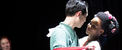 BWW Review: THE WHITE SNAKE at Center Stage's Renovated Head Theatre is a Delight