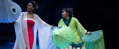 Photo Flash: First Look at THE WHITE SNAKE at Baltimore Center Stage