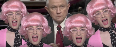 VIDEO: Tell Me More! Randy Rainbow is Back Interviewing Comey and Sessions About Their RUSSIA TIES
