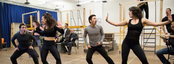 BWW TV: Robert De Niro & Company Give a Sneak Peek of Paper Mill Playhouse's A BRONX TALE!