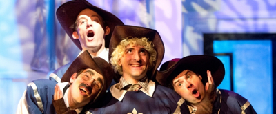 BWW Review: ANIMAL CRACKERS at Mad Cow Theatre