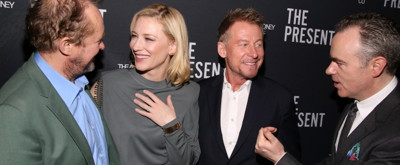 BWW TV: From Sydney to NYC- THE PRESENT Makes Its Way to Broadway with Cate Blanchett & Richard Roxburgh!
