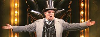 BWW Interview: Tom McGowan, London's New Wizard In WICKED!